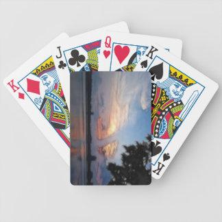 LakeViewz6 Poker Deck