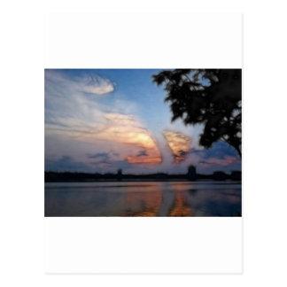 LakeViewz6 Postcard