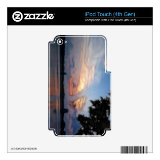 LakeViewz6 Skin For iPod Touch 4G