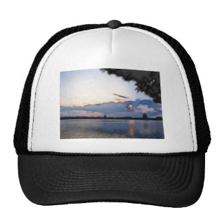 LakeViewz7 Mesh Hat