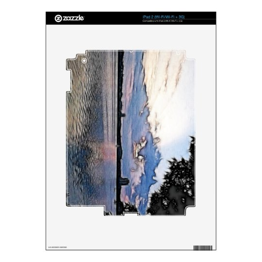 LakeViewz8 Skins For The iPad 2