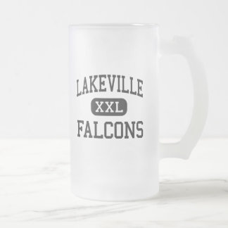 Lakeville - Falcons - alto - Otisville Michigan Taza Cristal Mate