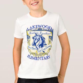 Lakewood Coat of Arms Ringer T-Shirt