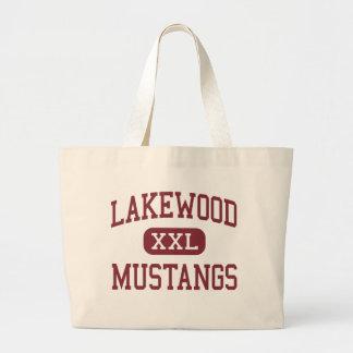 Lakewood - mustangos - centro - salina Kansas Bolsas De Mano