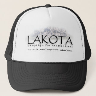 LAKOTA Campaign For Independence Hat