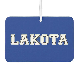 Lakota Car Air Freshener
