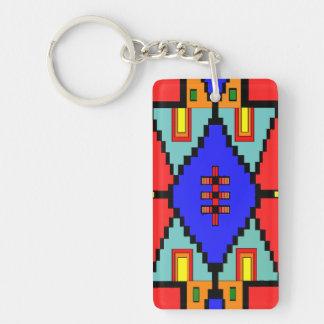 Lakota Dreams Key Chain Acrylic Keychain