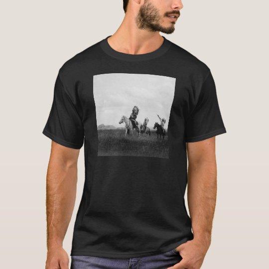 Lakota Horsemen T-Shirt