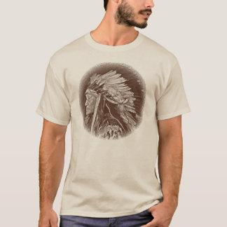 Lakota Indian Chief T-Shirt