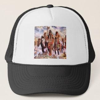 Lakota Native American Nature Proverb Trucker Hat