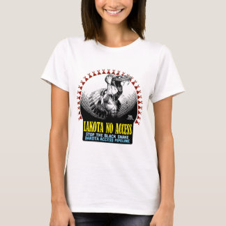Lakota No Access T-Shirt