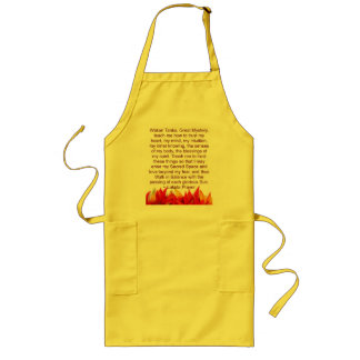 lakota prayer apron