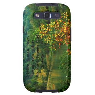 Lakota Proverb Samsung Galaxy SIII Covers