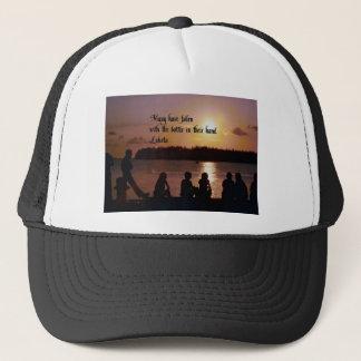 Lakota Proverb Trucker Hat
