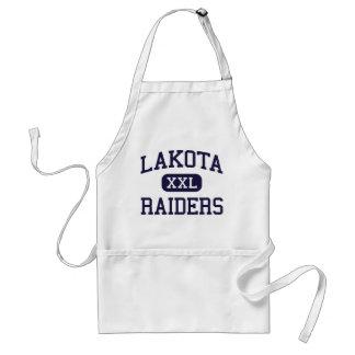 Lakota - Raiders - High School - Kansas Ohio Adult Apron