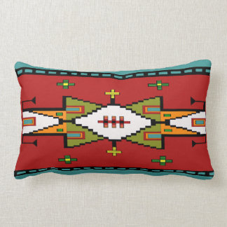 Lakota Spirit Lumbar Pillow