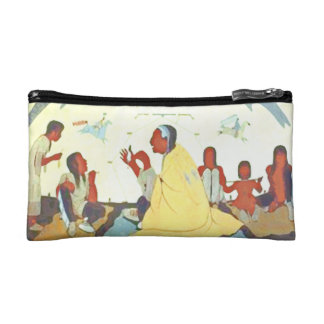 Lakota Storyteller cosmetic bag
