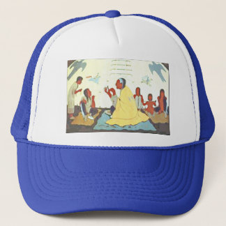 Lakota Storyteller hat