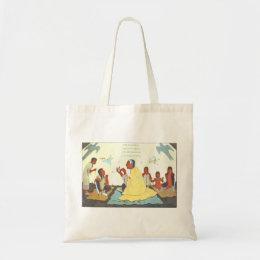 Lakota Storyteller tote bag