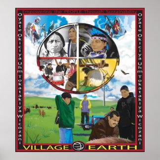 Lakota Vision Poster