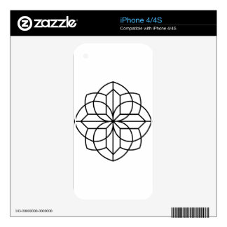 lakshmi decal for the iPhone 4S