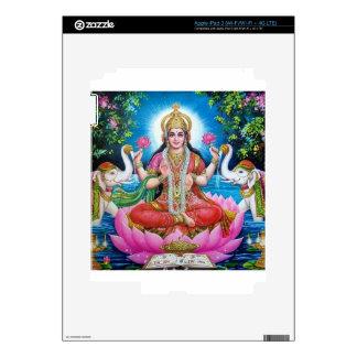 Lakshmi Goddess of Love, Prosperity, and Wealth Skin For iPad 3