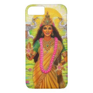 Lakshmi Hindu Goddess iPhone 7 Case