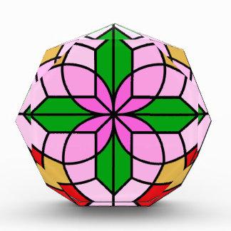 Lakshmi Lotus Acrylic Award