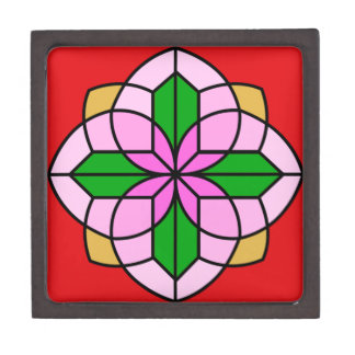 Lakshmi Lotus Gift Box