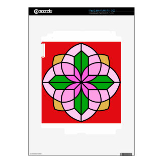 Lakshmi Lotus iPad 2 Skins