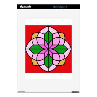 Lakshmi Lotus iPad Skin