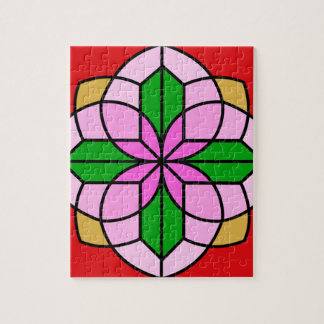 Lakshmi Lotus Puzzle