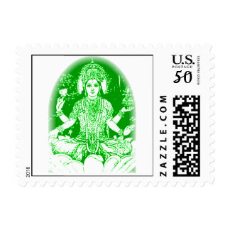 Laksmhi Stamp