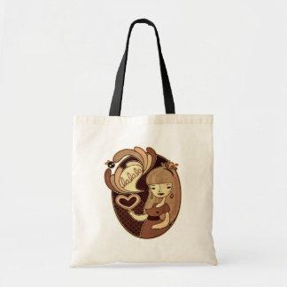 LaLaLa Canvas Bags