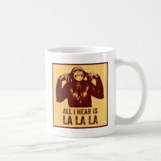 LaLaLa Coffee Mug