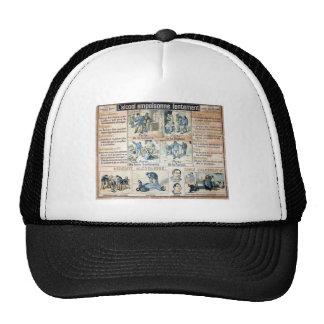 L'Alcool Voila l'Ennemi #2 Trucker Hat