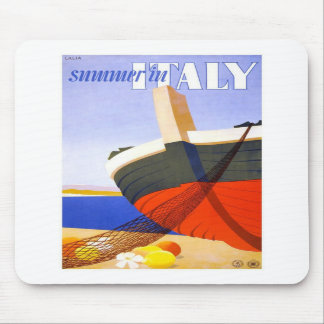 Lalia Summer In Italy Mouse Pads