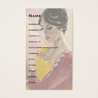 Lalima, dreaming! business card