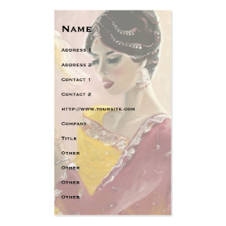Lalima, dreaming! business cards