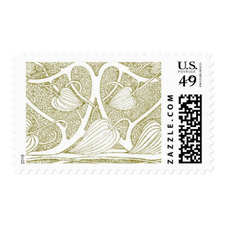 Lalique A by Ceci New York Stamps