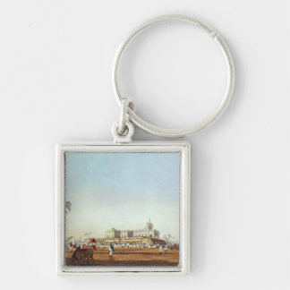 Lall Bazaar and the Portuguese Chapel Keychain