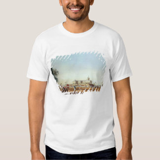 Lall Bazaar and the Portuguese Chapel T-Shirt