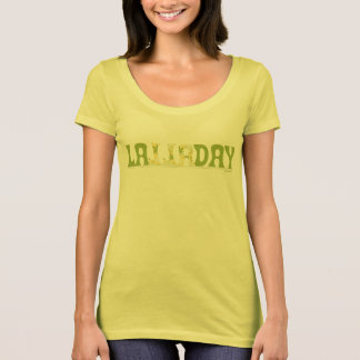 LALLADAY (LA All Day) 15 - Scoop Neck T Shirt