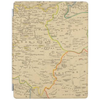 L'Allemagne 1137 a 1273 iPad Cover