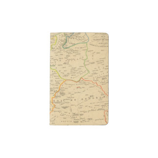 L'Allemagne 1137 a 1273 Pocket Moleskine Notebook Cover With Notebook