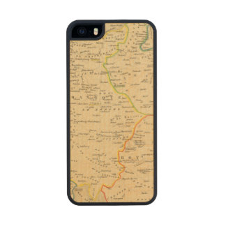 L'Allemagne 1137 a 1273 Carved® Maple iPhone 5 Case