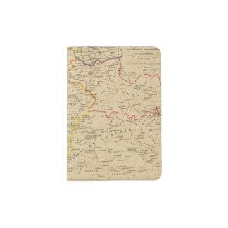 L'Allemagne 1373 a 1437 Passport Holder