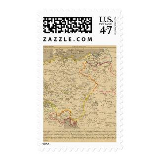 L'Allemagne 1373 a 1437 Stamp