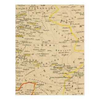 L'Allemagne 1437 a 1612 Postcard