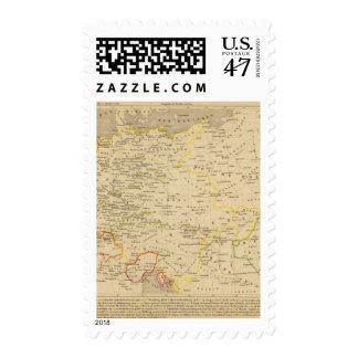 L'Allemagne 1437 a 1612 Stamp